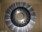 Brand New OEM 94-99 Mitsubishi 3000GT Front Brake Disc MR235802
