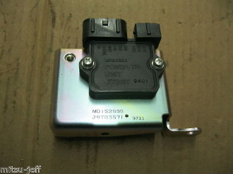 OEM 91-99 Mitsubishi 3000GT Ignition Power Transistor - MD152999